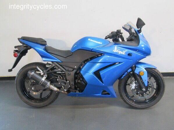 2010 Kawasaki Ninja 250R for sale at INTEGRITY CYCLES LLC in Columbus OH