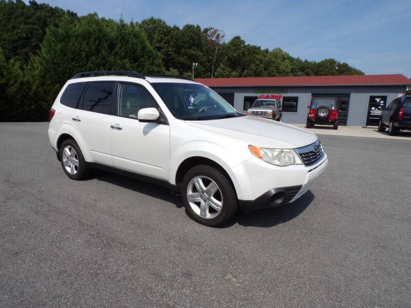 2010 Subaru Forester for sale at Cambria Cars in Mooresville NC