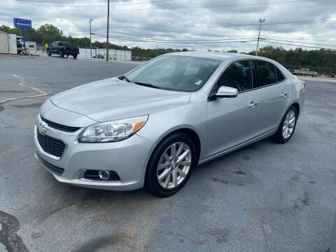 2014 Chevrolet Malibu for sale at Penland Automotive Group in Taylors SC