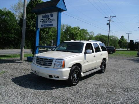 2006 Cadillac Escalade for sale at PENDLETON PIKE AUTO SALES in Ingalls IN