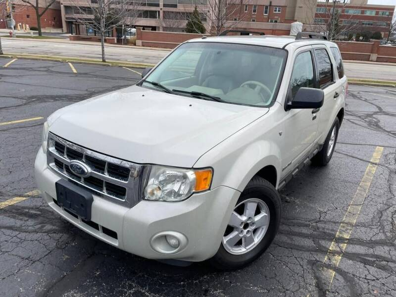 2008 Ford Escape for sale at Your Car Source in Kenosha WI