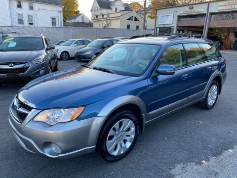 2008 Subaru Outback for sale at Independent Auto Sales in Pawtucket RI