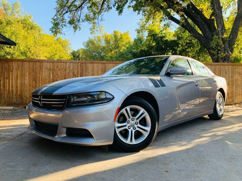 2017 Dodge Charger for sale at DFW Auto Provider in Haltom City TX