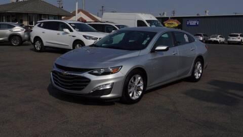 2019 Chevrolet Malibu for sale at Choice Motors in Merced CA