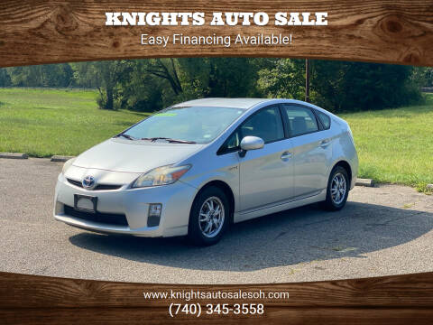 2010 Toyota Prius for sale at Knights Auto Sale in Newark OH