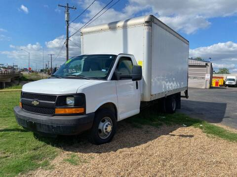 2013 Chevrolet Express Cutaway for sale at Dallas Auto Drive in Dallas TX