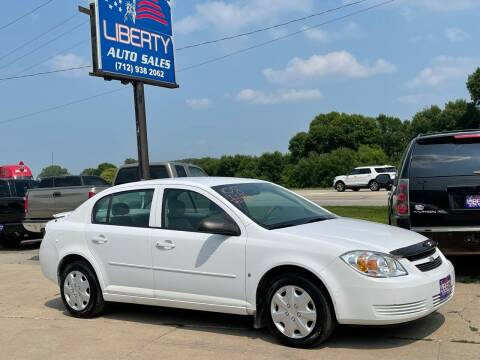 2006 Chevrolet Cobalt for sale at Liberty Auto Sales in Merrill IA