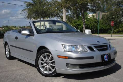 2004 Saab 9-3 for sale at Maxicars Auto Sales in West Park FL