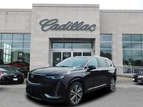 2020 Cadillac XT6 for sale at Radley Cadillac in Fredericksburg VA