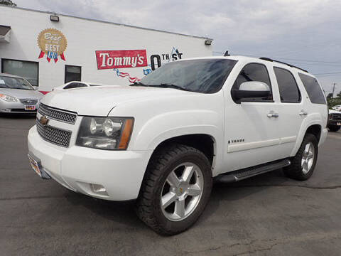2007 Chevrolet Tahoe for sale at Tommy's 9th Street Auto Sales in Walla Walla WA