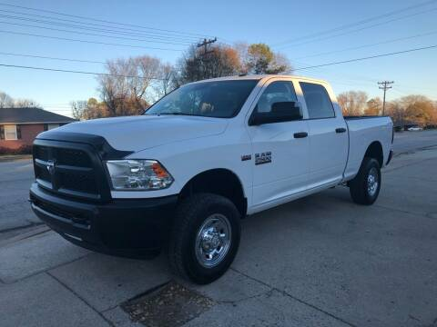 2015 RAM Ram Pickup 2500 for sale at E Motors LLC in Anderson SC