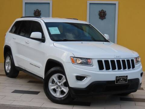 2014 Jeep Grand Cherokee for sale at Paradise Motor Sports LLC in Lexington KY