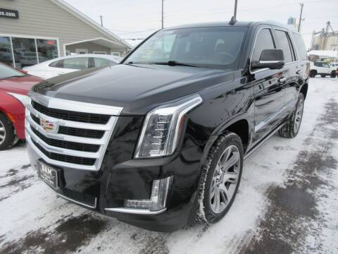 2015 Cadillac Escalade for sale at Dam Auto Sales in Sioux City IA