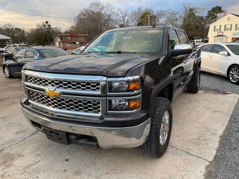 2014 Chevrolet Silverado 1500 for sale at LAURINBURG AUTO SALES in Laurinburg NC