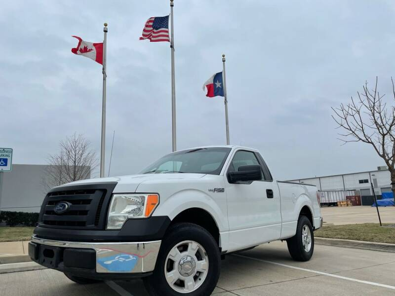 2011 Ford F-150 for sale at TWIN CITY MOTORS in Houston TX
