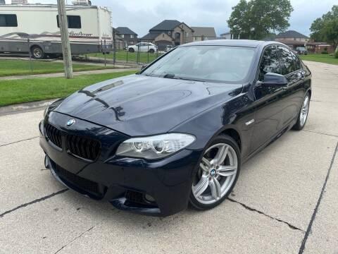 2013 BMW 5 Series for sale at Simon's Auto Sales in Detroit MI