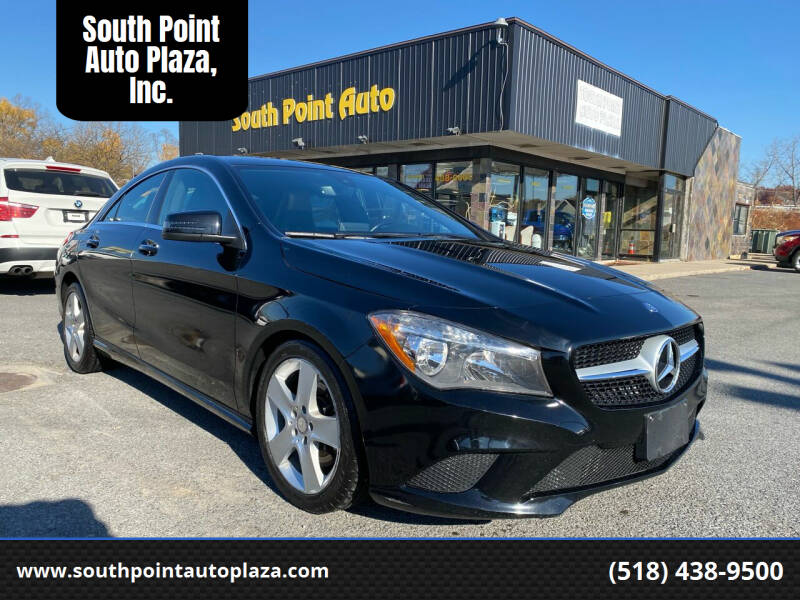 2016 Mercedes-Benz CLA for sale at South Point Auto Plaza, Inc. in Albany NY