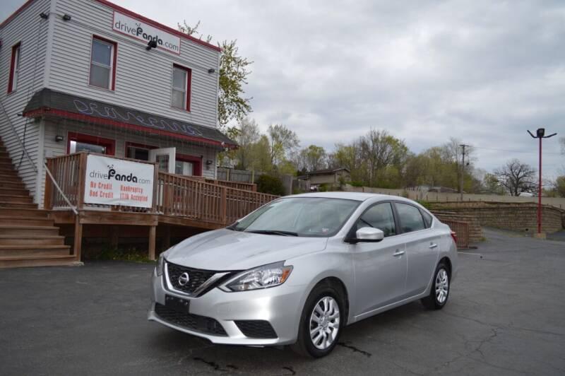 2019 Nissan Sentra for sale at DrivePanda.com Joliet in Joliet IL