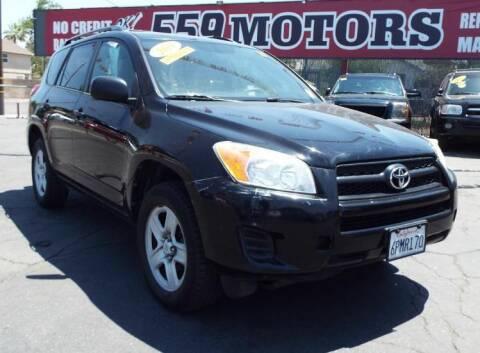 2011 Toyota RAV4 for sale at 559 Motors in Fresno CA