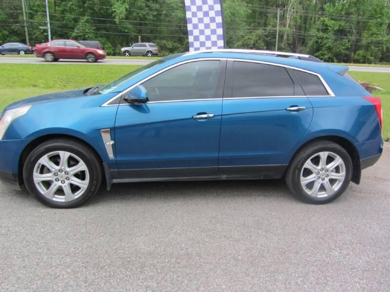 2010 Cadillac SRX for sale at Colvin Auto Sales in Tuscaloosa AL
