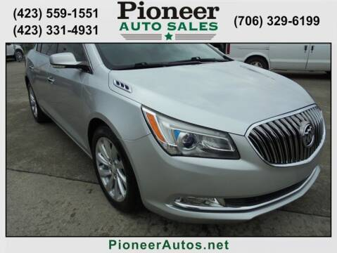 2014 Buick LaCrosse for sale at PIONEER AUTO SALES LLC in Cleveland TN