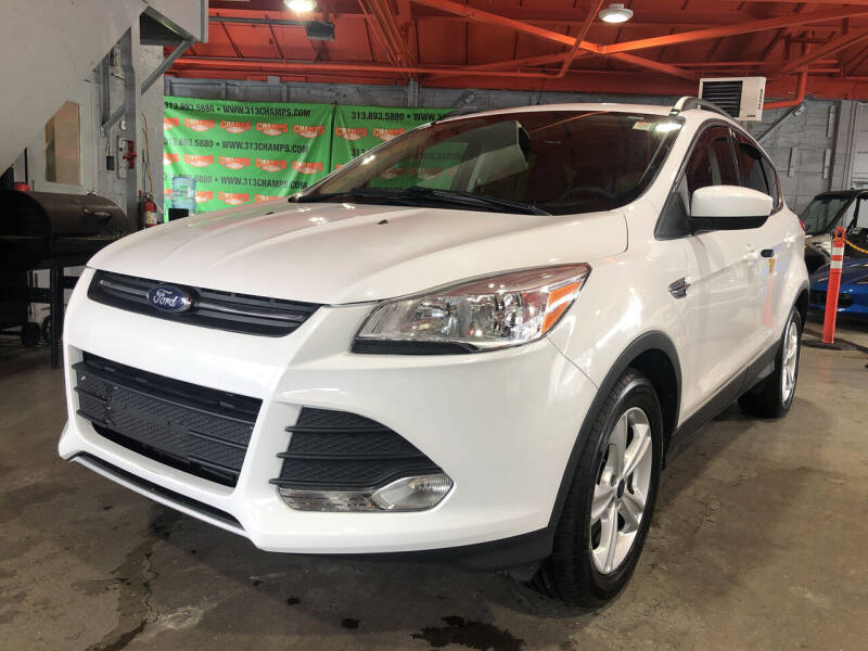 2014 Ford Escape for sale at Champs Auto Sales in Detroit MI