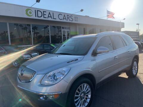 2012 Buick Enclave for sale at Ideal Cars in Mesa AZ