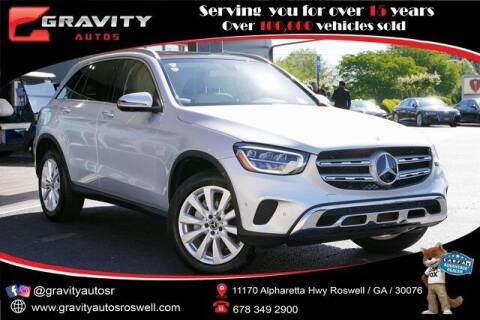 2020 Mercedes-Benz GLC for sale at Gravity Autos Roswell in Roswell GA