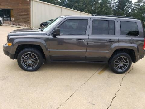 2015 Jeep Patriot for sale at Crossroads Outdoor in Corinth MS