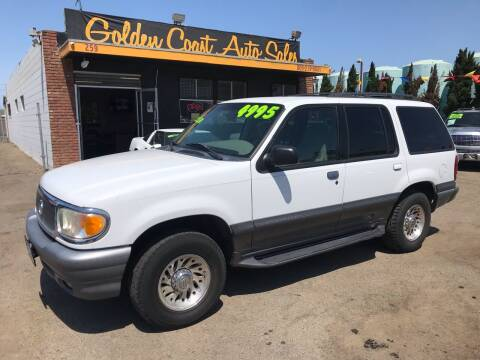 2000 Mercury Mountaineer for sale at Golden Coast Auto Sales in Guadalupe CA