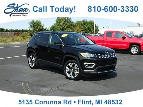2020 Jeep Compass for sale at Jamie Sells Cars 810 in Flint MI