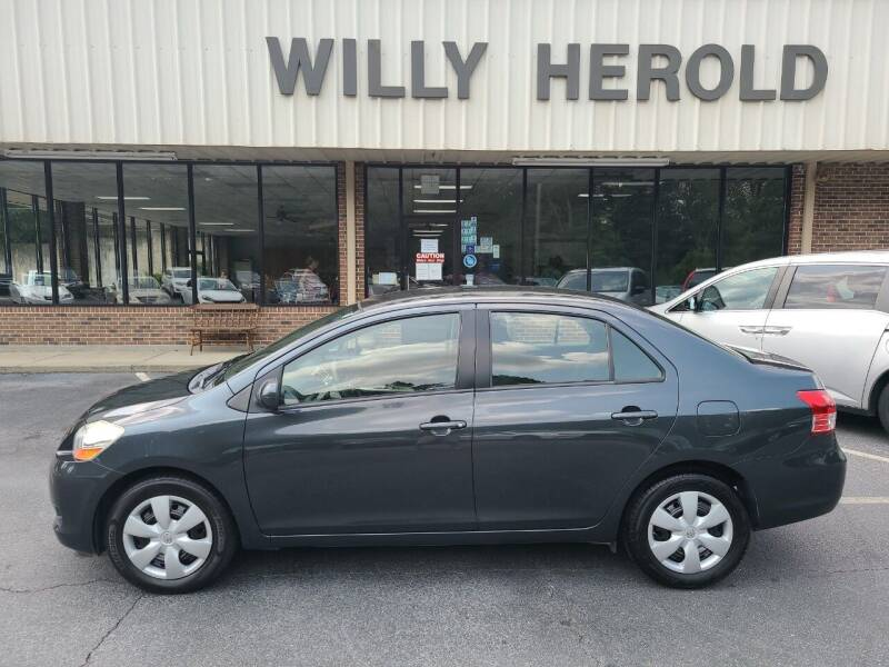2008 Toyota Yaris for sale at Willy Herold Automotive in Columbus GA