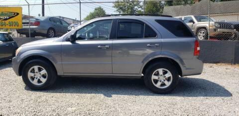 2008 Kia Sorento for sale at On The Road Again Auto Sales in Doraville GA