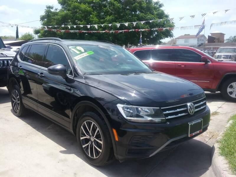 2019 Volkswagen Tiguan for sale at Express AutoPlex in Brownsville TX