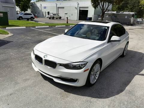 2015 BMW 3 Series for sale at Best Price Car Dealer in Hallandale Beach FL