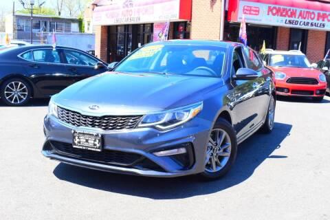 2020 Kia Optima for sale at Foreign Auto Imports in Irvington NJ