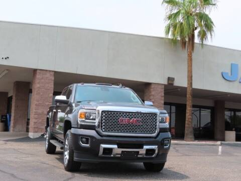 2015 GMC Sierra 2500HD for sale at Jay Auto Sales in Tucson AZ
