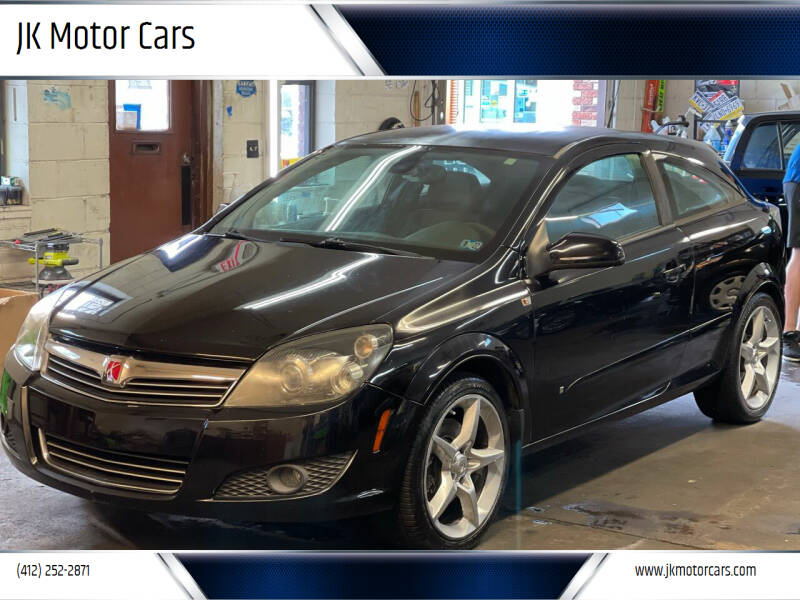 2008 Saturn Astra for sale at JK Motor Cars in Pittsburgh PA
