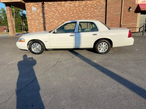 2005 Mercury Grand Marquis for sale at WIGGLES AUTO SALES INC in Mableton GA