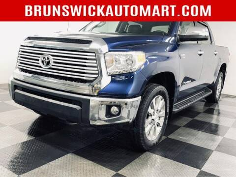 2015 Toyota Tundra for sale at Brunswick Auto Mart in Brunswick OH