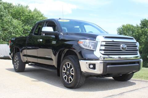 2018 Toyota Tundra for sale at Harrison Auto Sales in Irwin PA