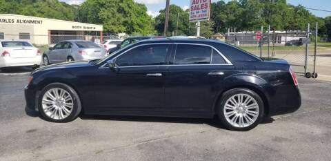 2012 Chrysler 300 for sale at Bill Bailey's Affordable Auto Sales in Lake Charles LA