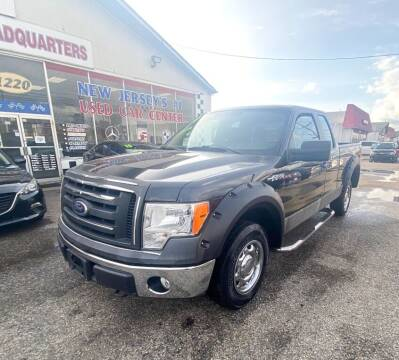 2010 Ford F-150 for sale at Auto Headquarters in Lakewood NJ