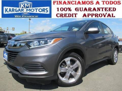 2019 Honda HR-V for sale at Kargar Motors of Manassas in Manassas VA
