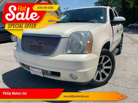2011 GMC Yukon for sale at Philip Motors Inc in Snellville GA