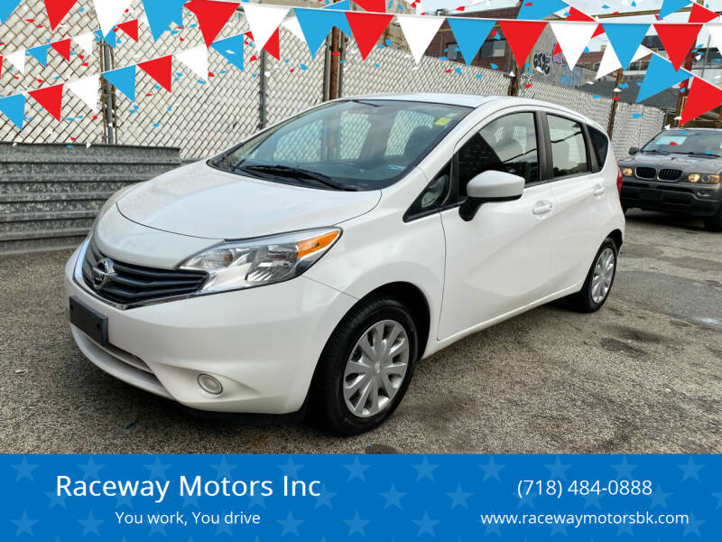 2015 Nissan Versa Note for sale at Raceway Motors Inc in Brooklyn NY