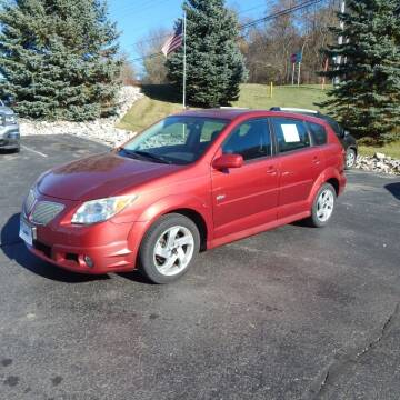 2007 Pontiac Vibe for sale at TIM'S ALIGNMENT & AUTO SVC in Fond Du Lac WI