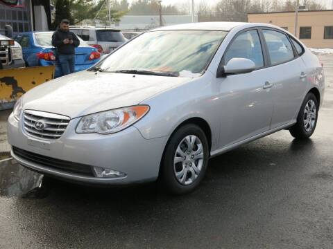 2010 Hyundai Elantra for sale at United Auto Service in Leominster MA