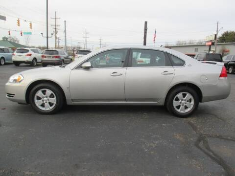 2008 Chevrolet Impala for sale at Home Street Auto Sales in Mishawaka IN