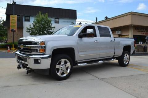 2019 Chevrolet Silverado 2500HD for sale at Father and Son Auto Lynbrook in Lynbrook NY